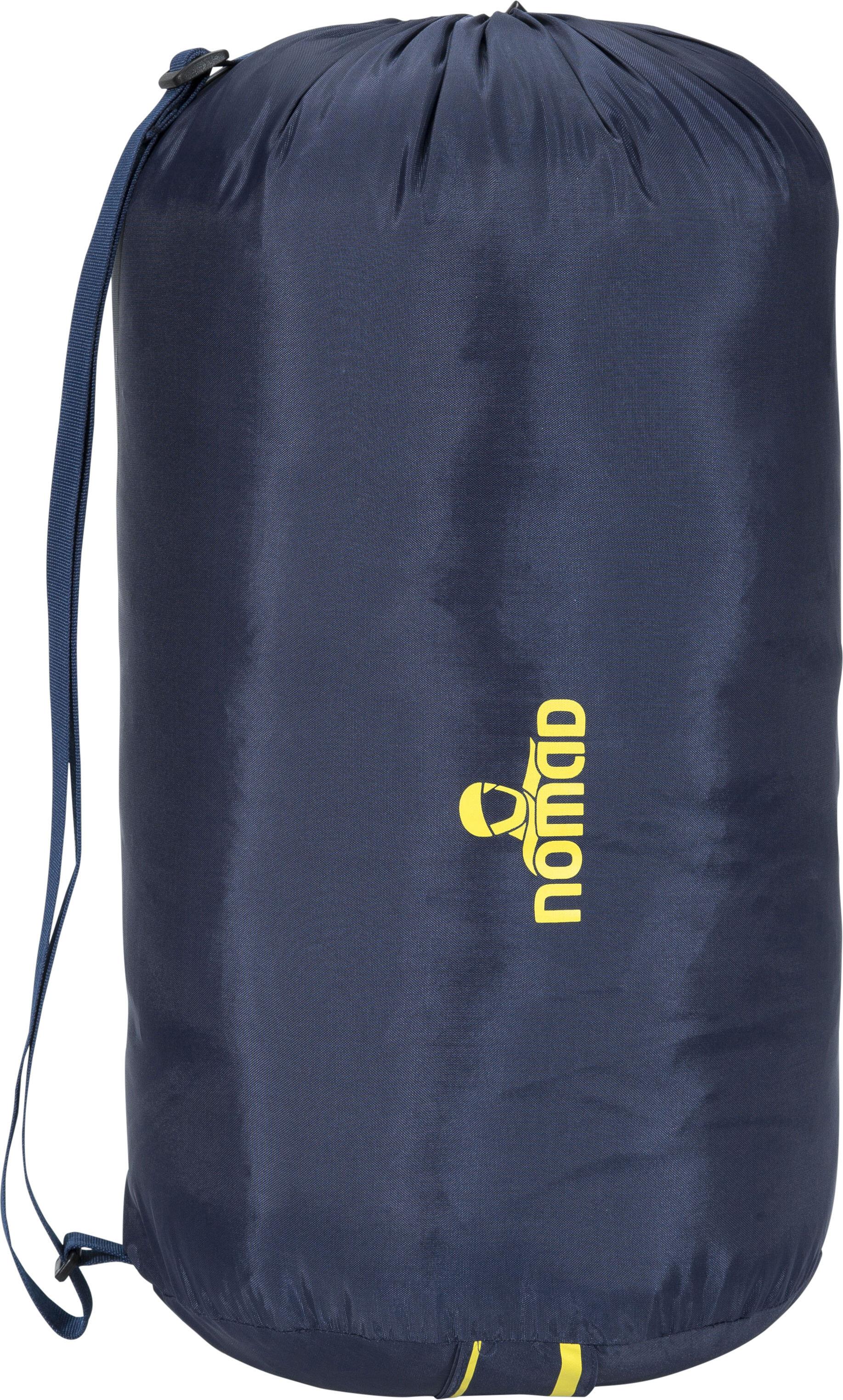 Nomad Blazer Classic XL fibres synthétiques de Plafond Sac de couchage Dark Navy//Dark Sand